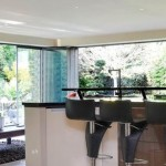 SunSeeker Frameless double-glazed Doors