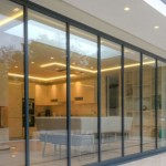 UltraSlim slide+turn patio doors