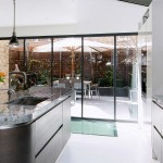 UltraSlim slide-pivot doors