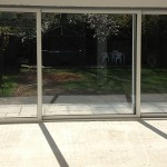 Sightline large glass doors
