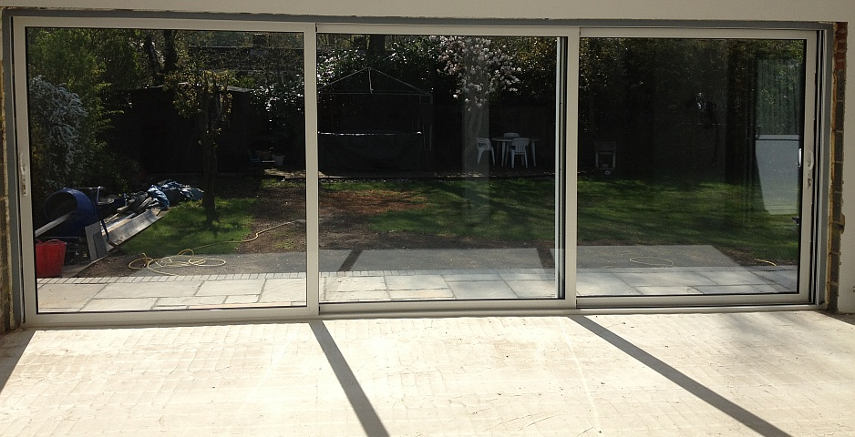 Glass doors gallery sunseeker doors for Big sliding glass doors