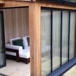 UltraSlim doors - grey frames