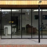 UltraSlim Bi Folding Patio Doors