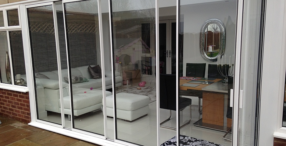 Ultraslim Slide Amp Pivot Sliding Patio Doors Sunseeker Doors