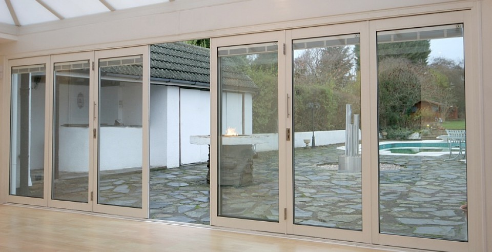 SunSeeker Bi Folding Doors
