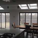 SunSeeker UltraSlim doors in large extension