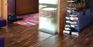 Tempered Frameless Glass Doors Room Dividers