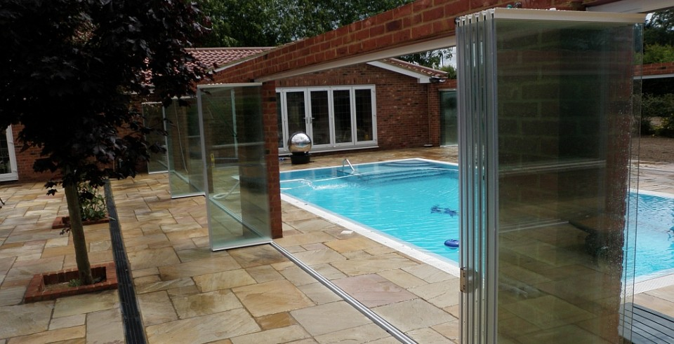 Frameless Glass Doors - Sunseeker Doors