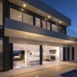 UltraSlim Doors, glass balustrade