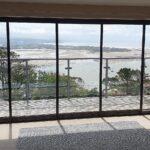 UltraSlim doors - closed - great view