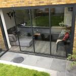 4-door UltraSlim, 1 door open