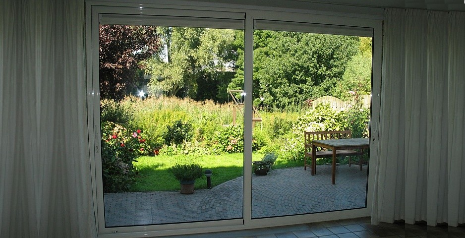 Traditional Sliding Patio Doors