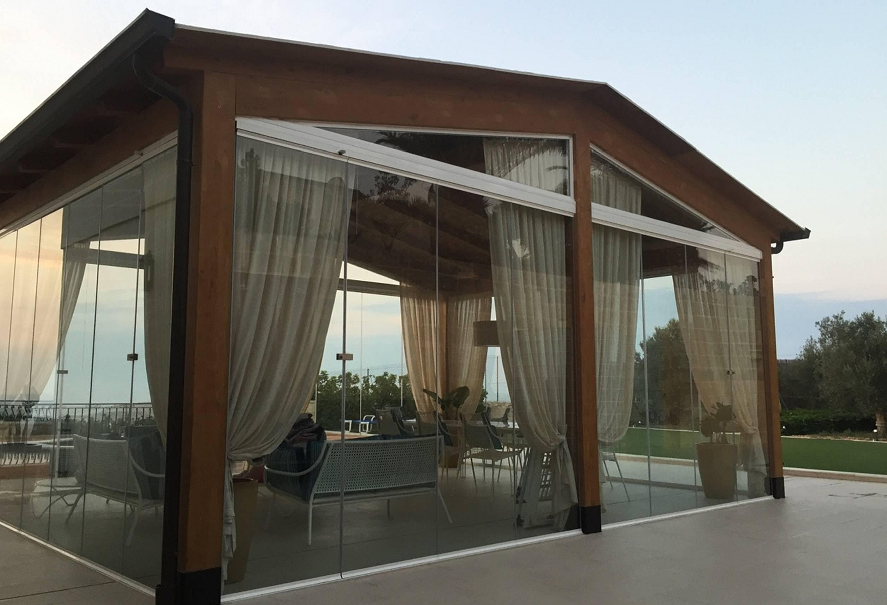 Getting Ready For Summertime With An Enclosed Gazebo