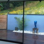 Sightline wide sliding glass doors
