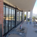 Villa being built