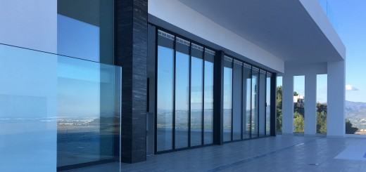 SunSeeker UltraSlim Glass Doors