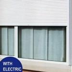 aluminium roller-shutters