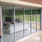 SunSeeker UltraSlim with white coated aluminium frames