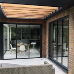extension with UltraSlim doors